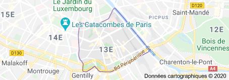 Renovation Paris 13