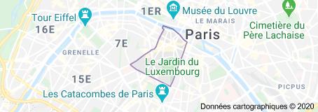 Renovation Paris 6