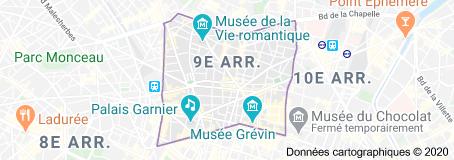 Renovation Paris 9