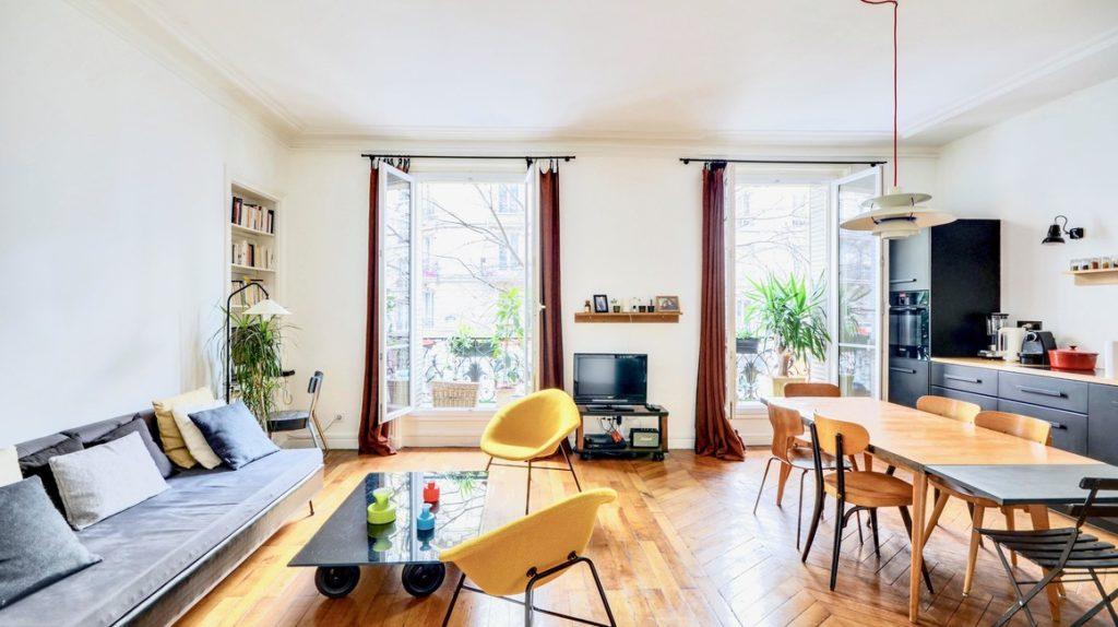Rénovation d'appartement complet sur Paris