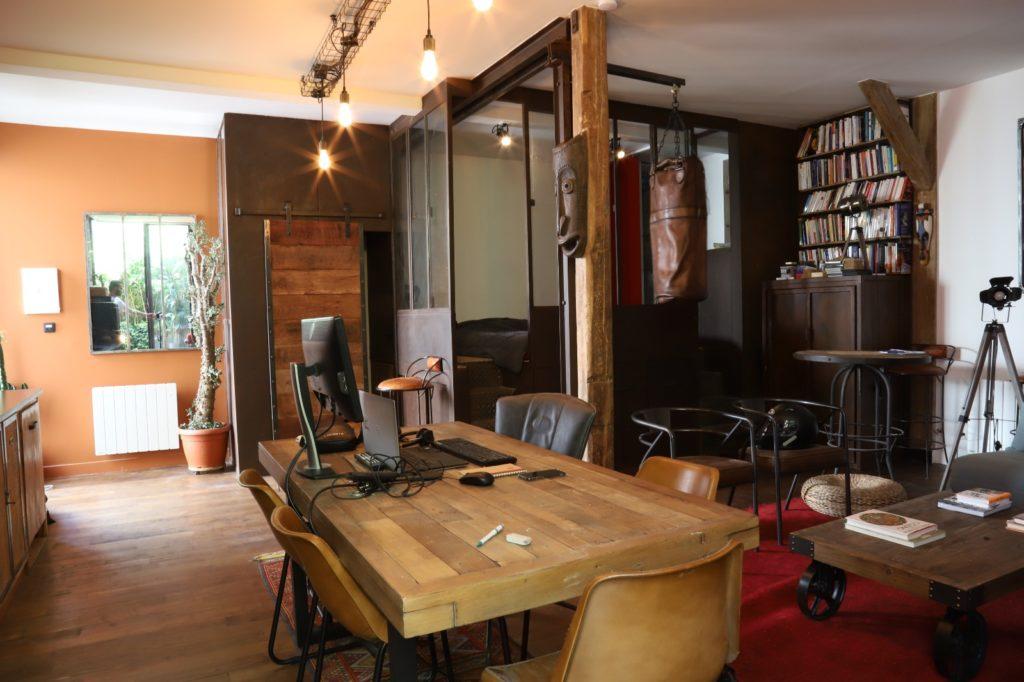Rénovation d'appartement dans le 20ème arrondissement de Paris.